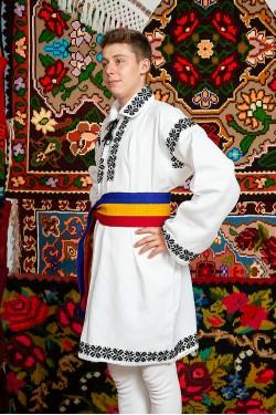 Costum popular barbat Adrian
