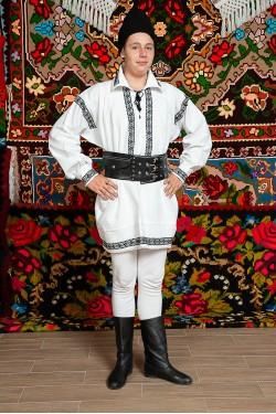 Costum popular barbat campie Iuliu