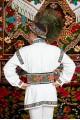 Costum popular barbat Cristian