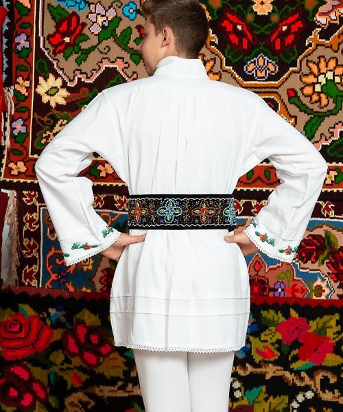 Costum popular barbat Somes - Ilva