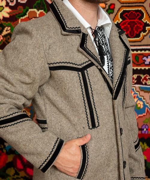 Suman de lana barbat - Gaboi