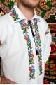 Camasa populara barbat cu margele - Alex