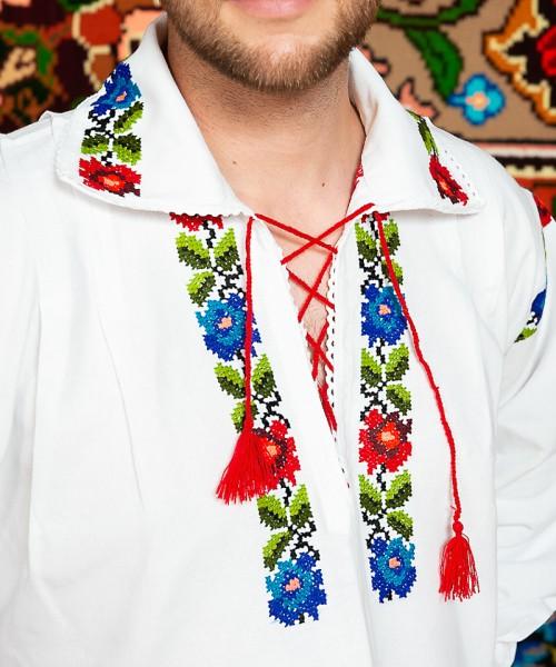 Camasa populara barbat Somes - Dumitru