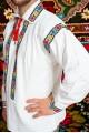 Camasa populara barbat tricolor