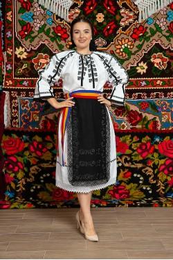 Costum popular femeie Alba - Ioana