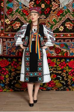 Costum popular femeie banat - Roxana