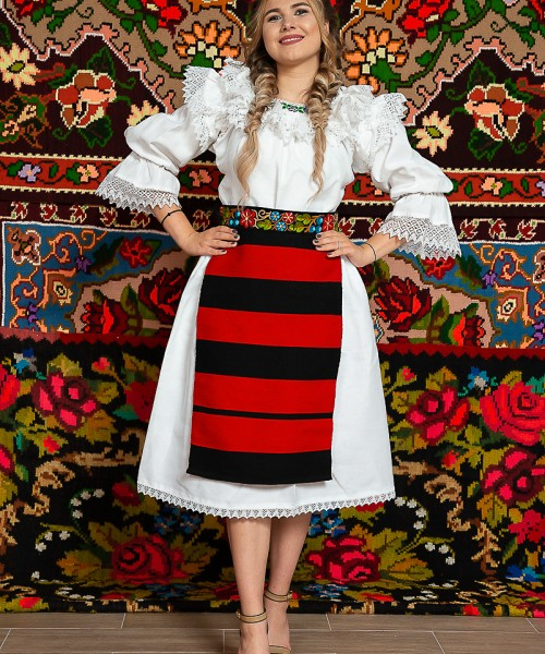 Costum popular femeie - Maramures