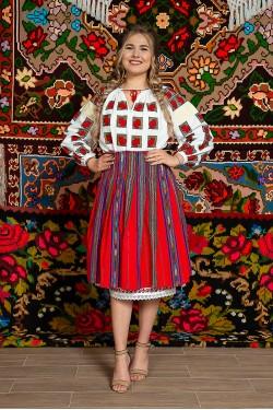Costum popular femeie Oltenia – Niculina