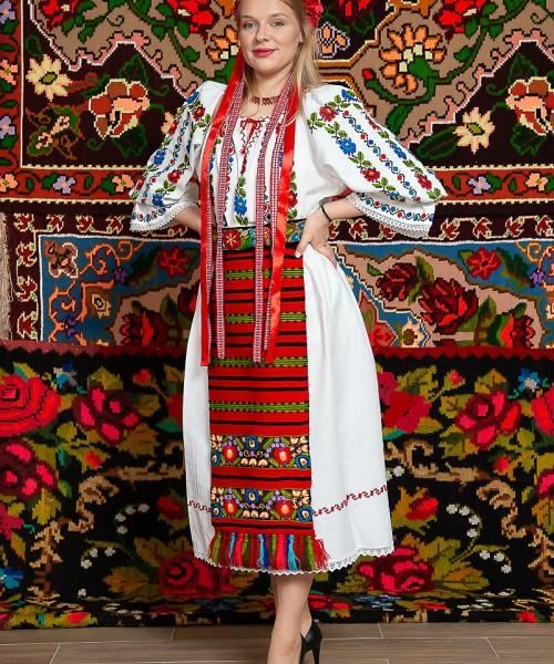 Costum popular femeie - Somes mare