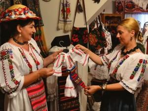 Ia, haina care a îmbrăcat nu doar România