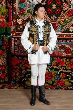Costum popular barbat cu pieptar Vasile