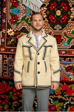 Suman de lana barbat Gaboi