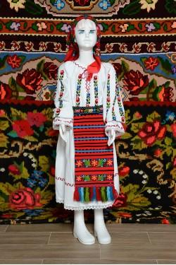 Costum popular fata Somes