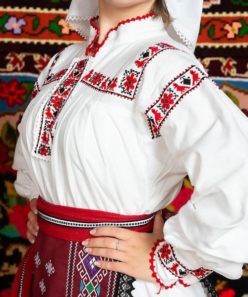 Costum popular femeie – Andreea