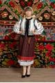 Costum popular femeie  cu ilic – Daniela