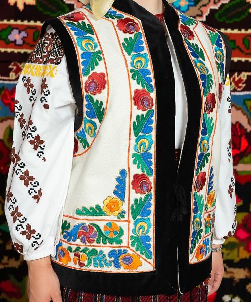 Costum popular femeie  cu ilic – Letitia