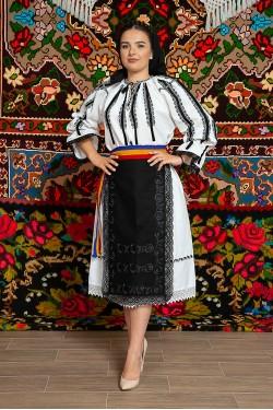 Costum popular femeie Sibiu - Lucretia