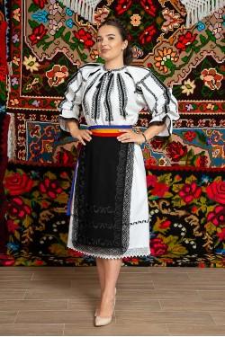 Costum popular femeie Sibiu - Lucretia 2