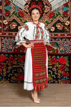 Costum popular femeie - Virginia